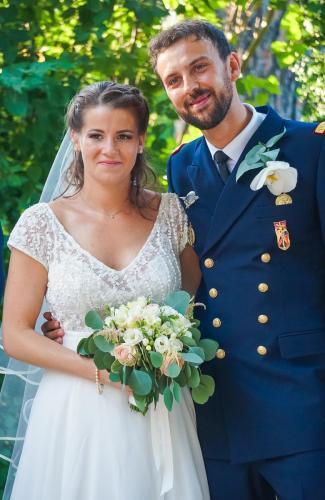 photo de mariage par Sylvie chol photographe mariage