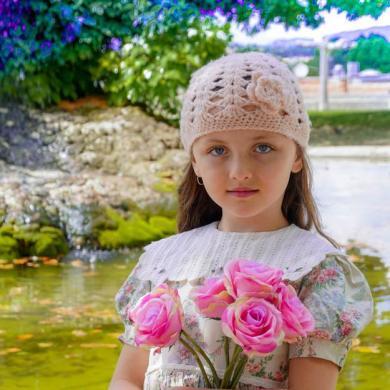 Séance photo enfant par Sylvie Chol à Montpellier