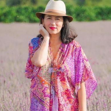 Séance photo portrait par Sylvie Chol à Montpellier